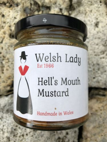 Welsh Lady Hell's Mouth Mustard